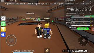 Playing on Roblox Mine games with Pedro Ghost