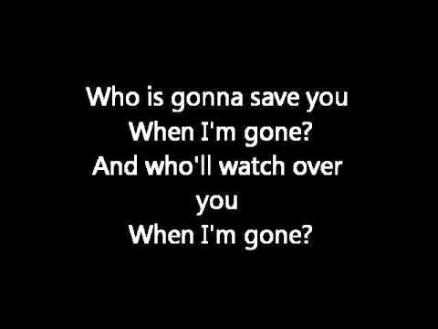 Alter Bridge   Watch Over You Lyrics