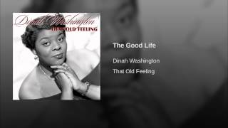 Watch Dinah Washington That Old Feeling video