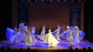 Russian Folk Dance Russkaya Berezka