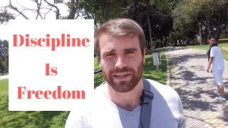 Ultimate Travel Lifestyle Because Discipline Equals Freedom