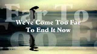 Watch Smokey Robinson  The Miracles Weve Come Too Far To End It Now video