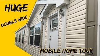 Huge Double Wide Mobile Home | 32x80 Champion Homes | Mobile Home Masters