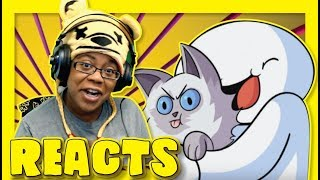 Our Cats by TheOdd1sOut | Storytime Animation AyChristene Reacts