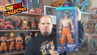 X-Plus Ultra Instinct Goku Gigantic Series