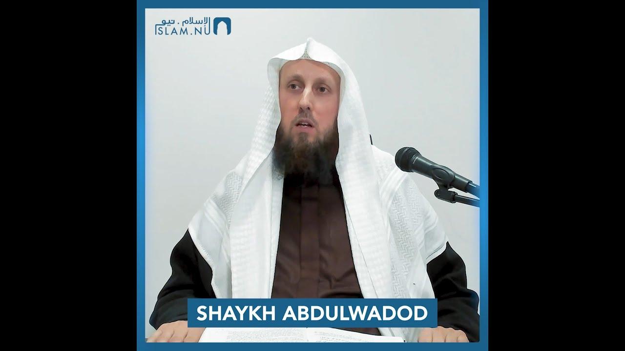 Den fastandes stora belöning! | Shaykh Abdulwadod