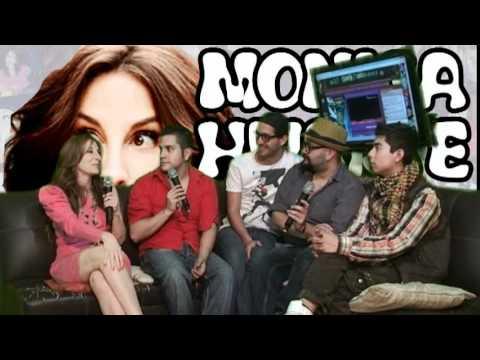 Monica Huarte en la KNOA de Canal g