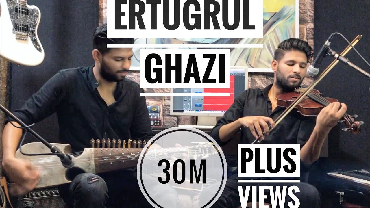 Ertugrul Ghazi (Soundtrack) | Leo Twins | The Quarantine Sessions #1
