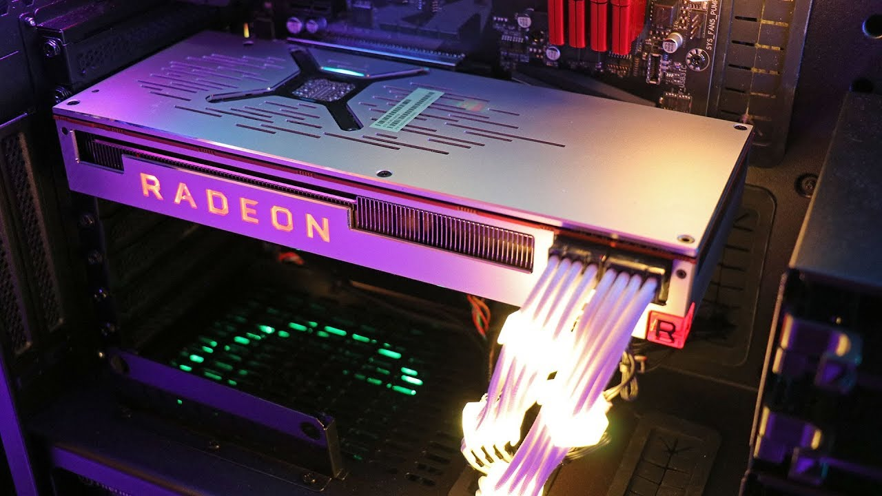 AMD Radeon VII The Division 2 4K Game Play At CES 2019