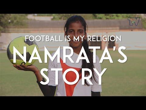 """Football Is My Religion I Jamia I Namrata aka """"Sukhaldo"""""""