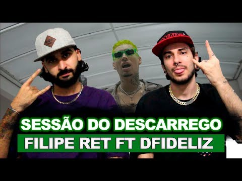 "Filipe Ret ""SESSÃO DO DESCARREGO"" 🔥 pt. Dfideliz (pd. Dallass)   REACT / ANÁLISE VERSATIL"
