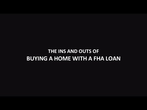 """Broker Kurt"" - How To Buy A Home With A FHA Loan"