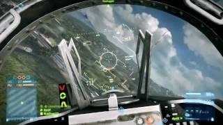 Battlefield 3: Jet Progression (F/A-18E Super Hornet Gameplay)