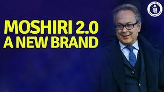 Moshiri 2.0 | A New Brand
