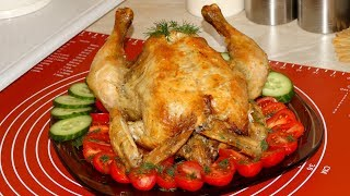 Курица Гриль в Аэрогриле. Рецепт приготовления курицы в аэрогриле/Grilled chicken in aerogrill