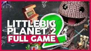 LittleBigPlanet 2 | PS3 | Full Gameplay/Playthrough | No Commentary