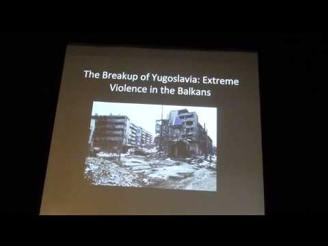 HIS242H1 lecture: The Breakup of Yugoslavia: Extreme Violence in the Balkans (part 1)