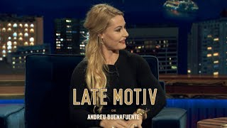 LATE MOTIV - Lydia Valentín.