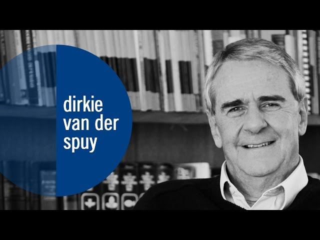 Convergence 2012 | Living Under the Control of the Holy Spirit | Dirkie vd Spuy
