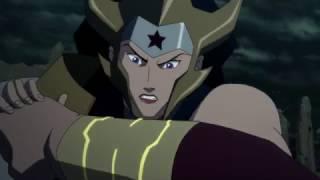 Лига Справедливости - Все против Всех