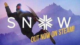 SNOW 1.0.0 Launch Trailer