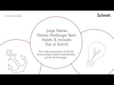Schmitt. GmbH Branding. Strategy. Design.