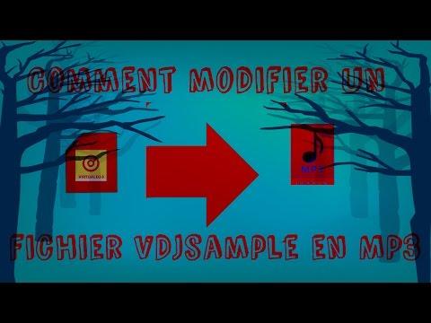 [TUTO] Comment rendre un Fichier VDJsample en MP3