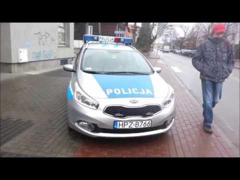 Dziwne Kompilacje #2 Polska Policja vs Obywatele, najlepsze akcje!