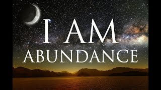 I AM Affirmations Spiritual Abundance Prosperity & Success Solfeggio 852 & 963 Hz Alpha Beats