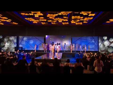 Miss Singapore Universe 2017: Swimsuit segment
