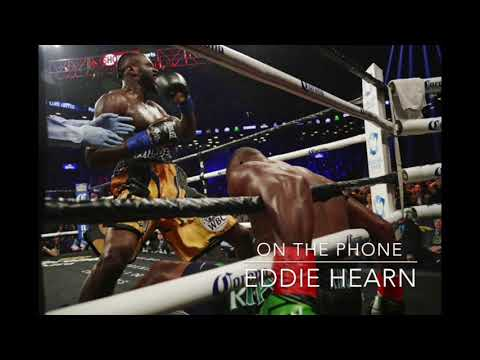 EDDIE HEARN REACTS TO WILDER KNOCKING OUT ORTIZ, ANTHONY JOSHUA, BROOK / SPENCE / CHARLO, DAVE ALLEN