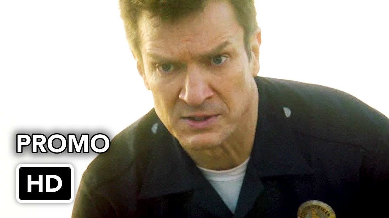 """Download The Rookie 3x06 Promo """"Revelations"""" (HD) Nathan Fillion series"""