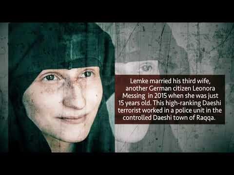 Martin Lemke A Daeshi Terrorist Pleads For His Life