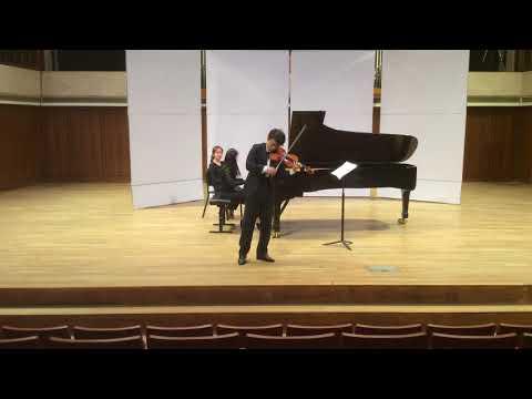 "Chinese Violin Show Piece ""Harvest Celebration"", Violin: Beibei Sheng"