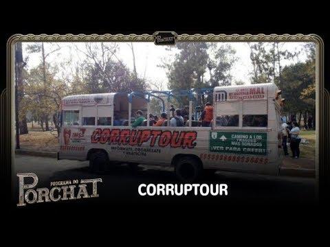 Fábio Porchat Mostra A Linha Turística Corruptour