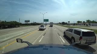 June 29, 2019/528 Trucking  mesquite Texas to Arkansas. Music background by  Ulrika A. Rosen