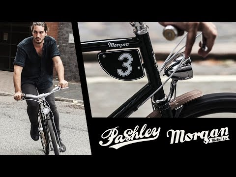 The Pashley-Morgan Bicycle: