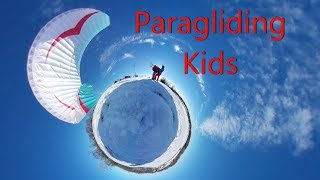 paragliding lessons for kids