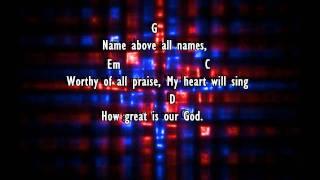 How Great is our God - Chris Tomlin (Lyrics & Chords)