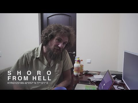 Waiting in Kyrgyzstan - August 24th 2017: Shoro from Hell