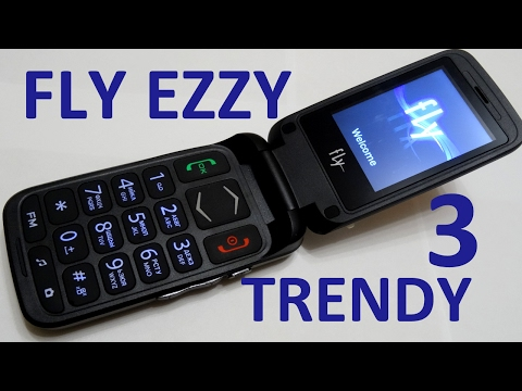 FLY Ezzy Trendy 3. Полезные функции.