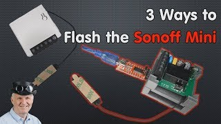 3D Jig for Flashing the Sonoff Mini (Quickie)