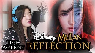 [COVER/LIVE ACTION] REFLECTION (DISNEY'S MULAN OST-CHRISTINA AGUILERA) by Marianne Topacio
