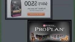 Purina Pro Plan Coupons -  High quality pet food with Purina Pro Plan Coupons