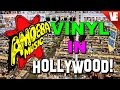 AMOEBA MUSIC: Vinyl in Hollywood!