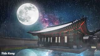 3 Hours Relaxing Sleep Music???? Meditation Music, Stress Relief Music, Music For Study, Rain Sound