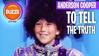 Anderson Cooper BEFORE he was a STAR! - To Tell The Truth   BUZZR