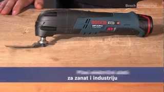 e26d022ae6ebb Brúska BOSCH GOP 12V-28 Aku multifunkčné náradie Multi-Cutter; video; video  ...