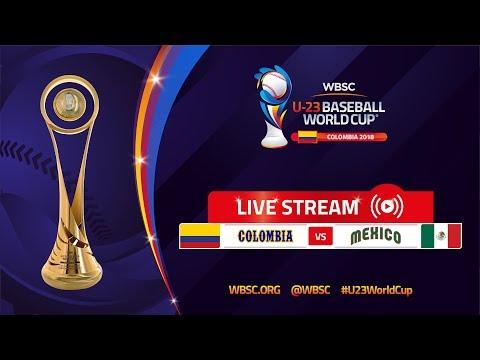 Colombia v Mexico – U-23 Baseball World Cup 2018 thumbnail