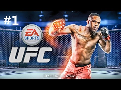 EA SPORTS™ UFC Android GamePlay #1 (1080p)